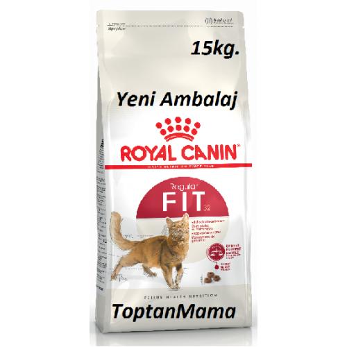 royal canin fit 32 ked 15kg yeti kin kedi mamas fit32 15. Black Bedroom Furniture Sets. Home Design Ideas